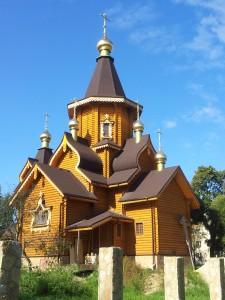 фото строящийся храм